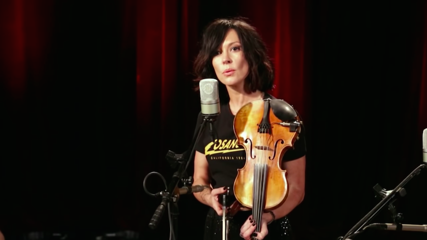 Watch Amanda Shires Cover Jason Molina on This Day in 2018