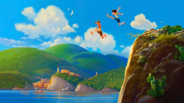 Pixar Announces Italian Coming of Age Story <i>Luca</i>, Which Sounds Incredibly Like <i>Call Me By Your Name</i>