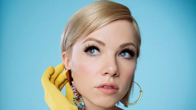 "Listen to Carly Rae Jepsen's New Song ""It's Not Christmas Till Somebody Cries"""