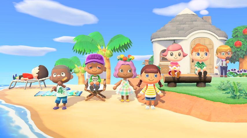 <i>Animal Crossing: New Horizons</i> Is the Second-Best Selling Game on Switch