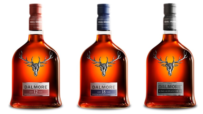 Tasting: 7 Core Single Malt Whiskies from The Dalmore