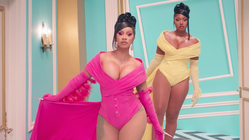 "Cardi B's ""WAP (Feat. Megan Thee Stallion)"" Debuts at No. 1 on the Billboard Hot 100"
