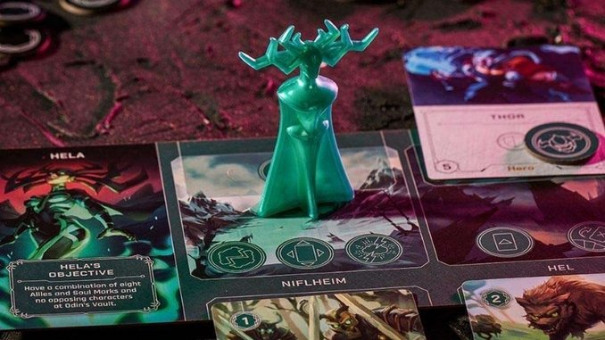 The Disney Villainous Board Game Formula Gets a New Look with <i>Marvel Villainous: Infinite Power</i>
