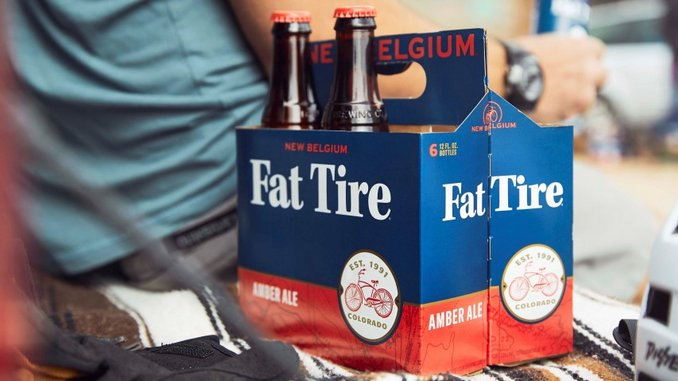New Belgium Will Charge $100 for Six-Packs of Fat Tire to Make a Point about Climate Change