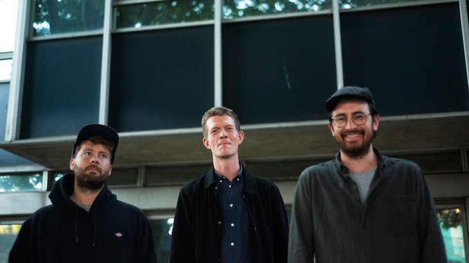 """TRAAMS Share First New Music in Five Years With New Single """"The Greyhound"""""""