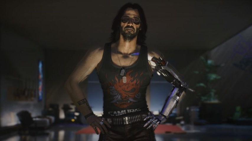 Watch Refused Talk About Playing a Rock Band in <i>Cyberpunk 2077</i>