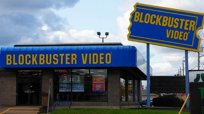 Blockbuster Video's Twitter Account Just Tweeted for the First Time Since 2014