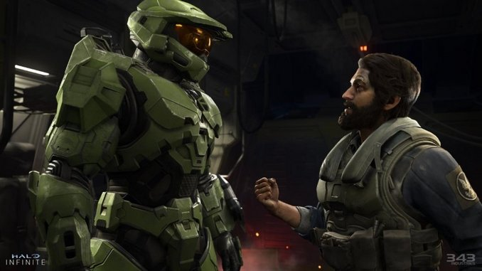 <i>Halo Infinite</i> Delayed to 2021