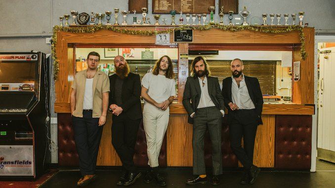 "IDLES Share Michel Gondry-Directed Video for ""Model Village"""