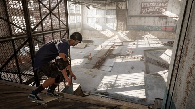 The <i>Tony Hawk's Pro Skater 1 + 2</i> Demo Has Us Excited for the Full Game