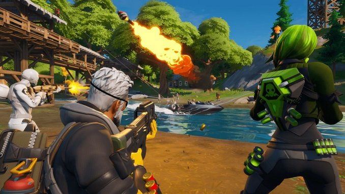 Apple Pulls <i>Fortnite</i> from App Store, and Epic Games Sues Apple in Response