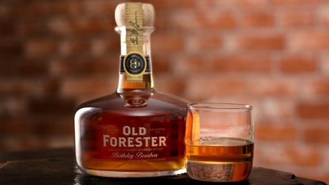 Old Forester Birthday Bourbon (2020) Review