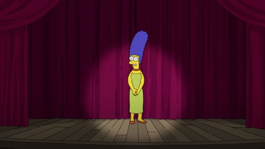 Marge Simpson Responds to the Trump Campaign