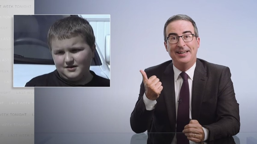 John Oliver Looks at Everything Wrong with Jury Selection in America