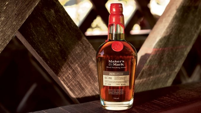 Maker's Mark Announces 2020 Limited Release Bourbon, Featuring Two New Oak Staves