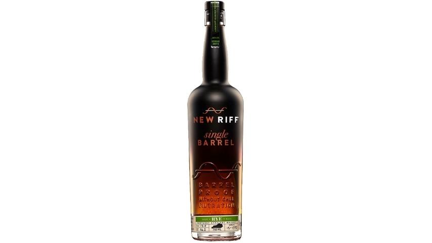 New Riff Single Barrel Rye Whiskey Review