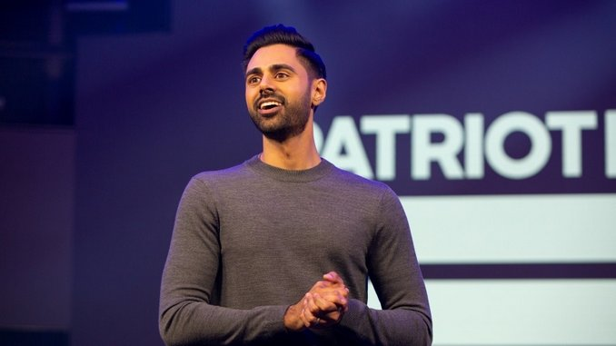 <i>Patriot Act with Hasan Minhaj</i> Cancelled by Netflix