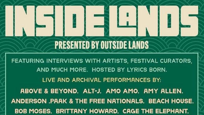 Outside Lands Virtual Lineup Revealed: Gorillaz, Haim, Jack White and More
