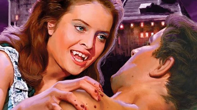 Scream Factory's New <i>The Kiss of the Vampire</i> Blu-Ray Revisits a Morbid, Kinky Classic
