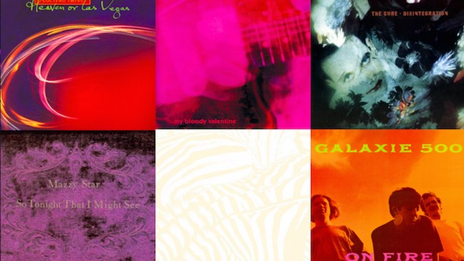 The 25 Best Dream Pop Albums of All Time