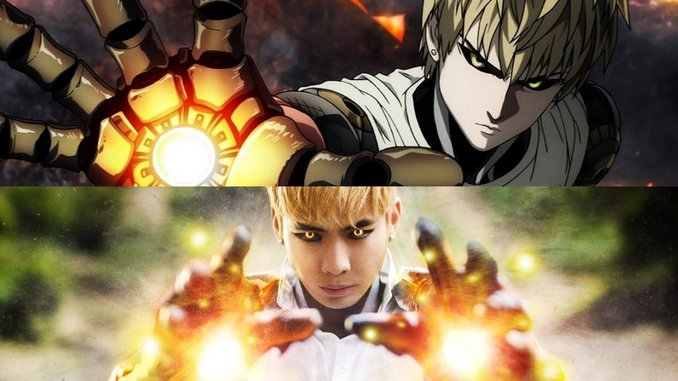 Check Out This Shockingly Well Done Live-Action Fan Film of <i>One-Punch Man</i>
