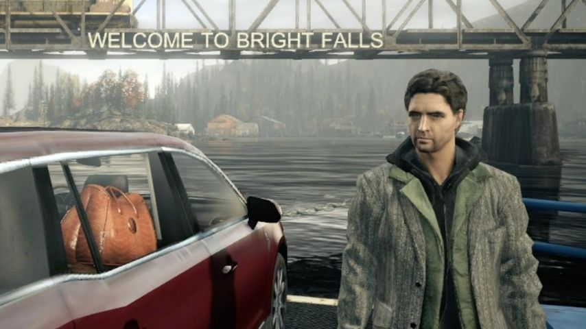 The Many Layers of Alan Wake