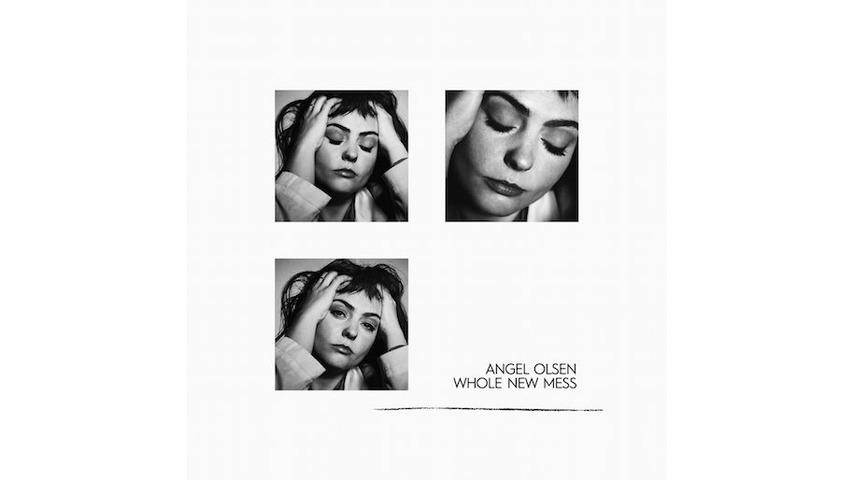 Angel Olsen Goes Back to Basics on <i>Whole New Mess</i>