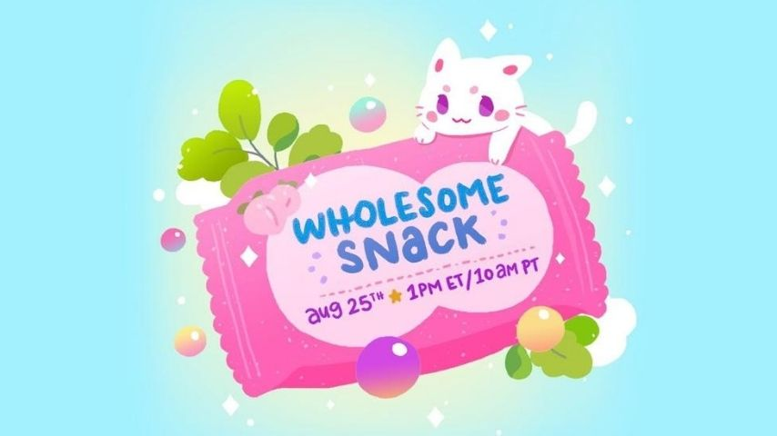 Wholesome Games Serves Up Sweet Treat With Wholesome Snack Conference