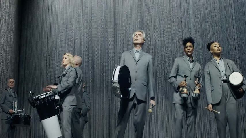 Watch the Trailer for David Byrne's <i>American Utopia</i>, Directed by Spike Lee