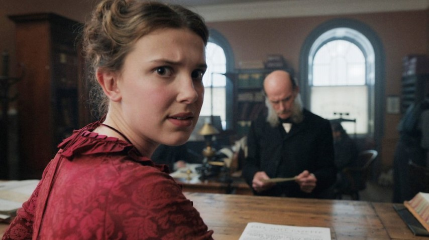 Millie Bobby Brown Is a Young Detective in the First Trailer for Netflix's <i>Enola Holmes</i>