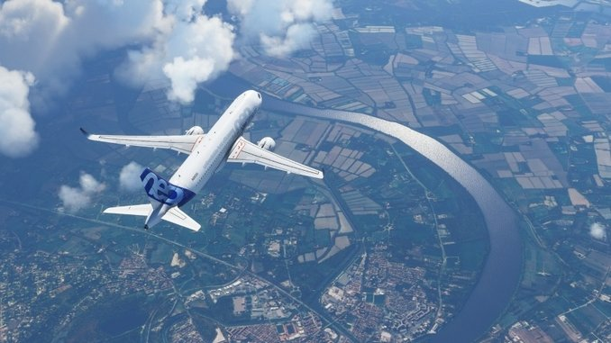 <i>Microsoft Flight Simulator</i> Is Back, and It's Brought the Pre-Pandemic World With It