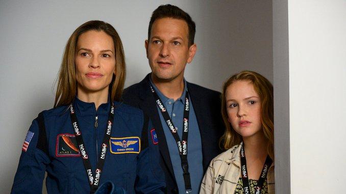 Netflix's Space Drama <i>Away</i> Is an Inspirational Blockbuster