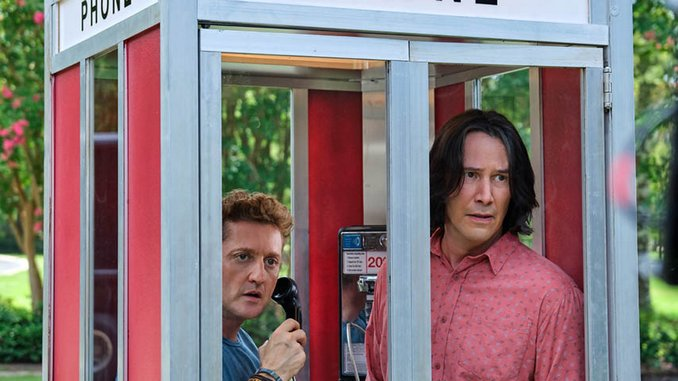 <i>Bill & Ted Face the Music</i> Brings the Most Excellent Adventures to a Bright and Breezy End