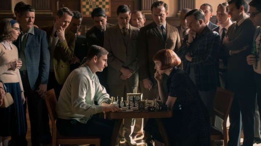 Anya Taylor-Joy Is a Chess Prodigy in First Teaser for Netflix's <i>The Queen's Gambit</i>