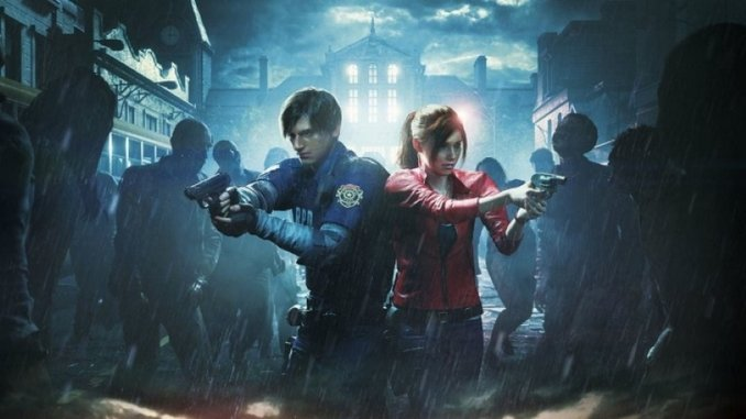 A Resident Evil Live Action Series Is Coming to Netflix