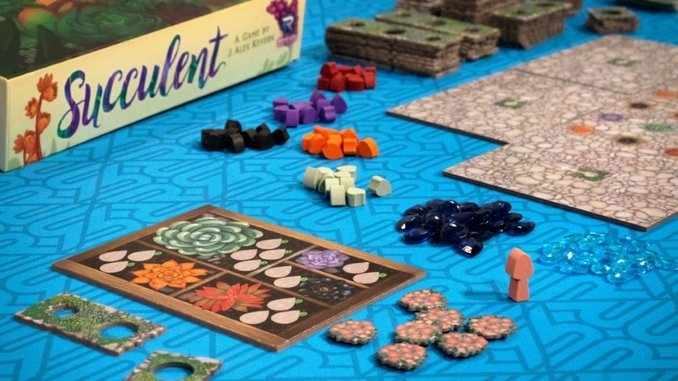 <i>Succulent</i> Is a Fun Board Game in Need of a Makeover