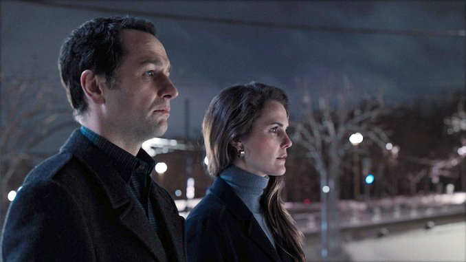 On Returning to America with <i>The Americans</i>