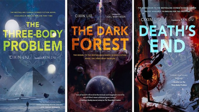 Netflix Sets <i>Three-Body Problem</i> Series from <i>Game of Thrones</i> EPs, Rian Johnson, Alexander Woo