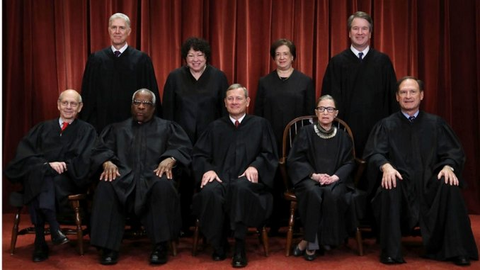 The Ralph Nader Supreme Court