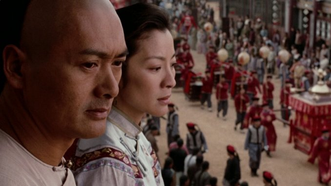<i>Crouching Tiger, Hidden Dragon</i> Briefly Brought Wuxia to America