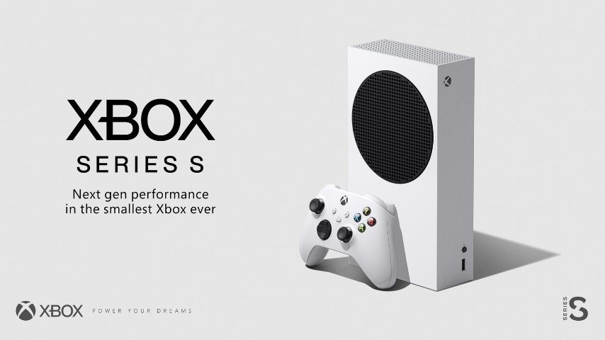 Microsoft Reveals Xbox Series S Look & Price, Teases More Coming Soon