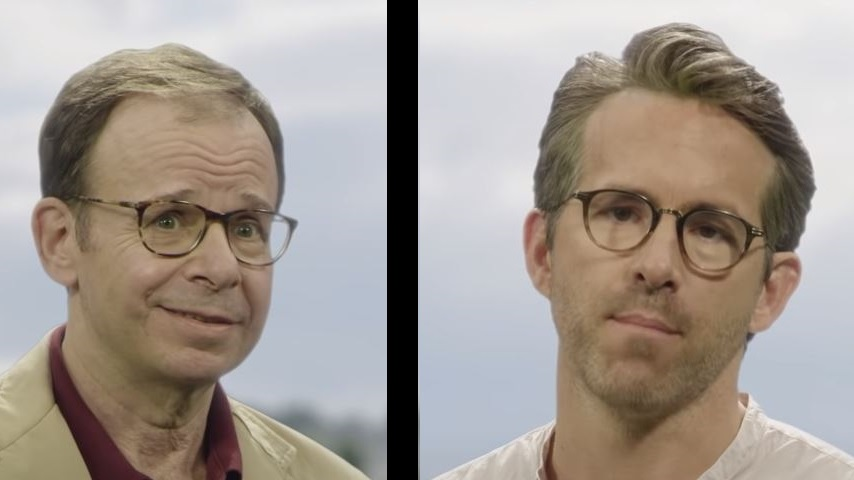 Rick Moranis Makes His Return in an Ad for a Smartphone Data Plan Provider Owned by Ryan Reynolds