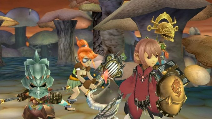 <i>Final Fantasy Crystal Chronicles: Remastered Edition</i> Is an Enchanting Journey into Mystery