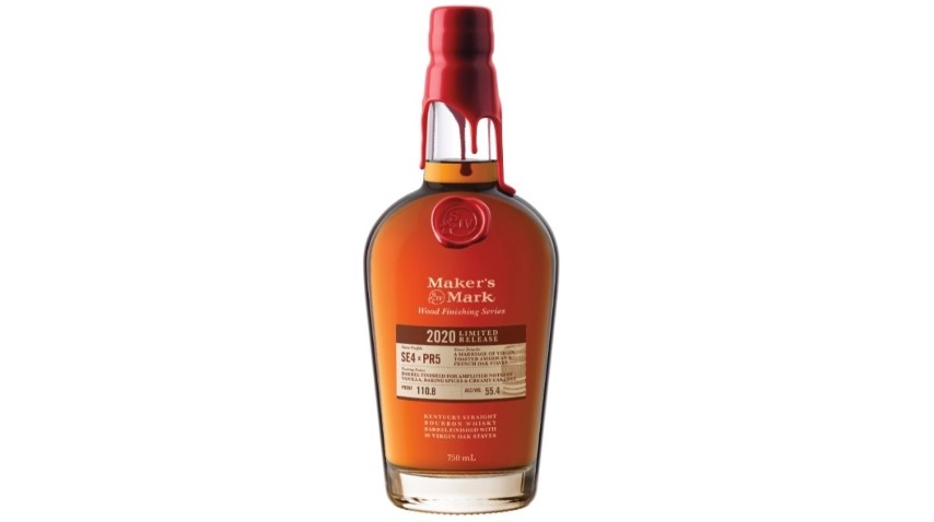 Maker's Mark 2020 Wood Finishing Series Limited Release Bourbon Review