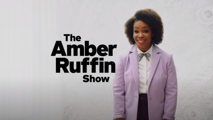 Watch the First Trailer for <i>The Amber Ruffin Show</i>