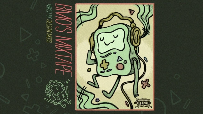 Listen to an Exclusive Song from <i>Adventure Time: Distant Lands&#8212;BMO's Mixtape</i>