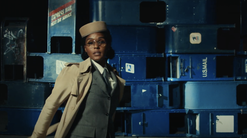 """Watch Janelle Monáe's Video for """"Turntables"""""""
