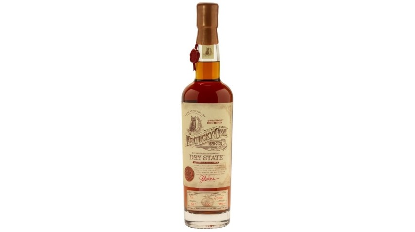Kentucky Owl Dry State Bourbon Review