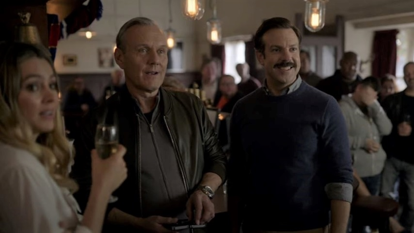 <i>Ted Lasso</i>: Watch an Exclusive Clip from the Next Episode