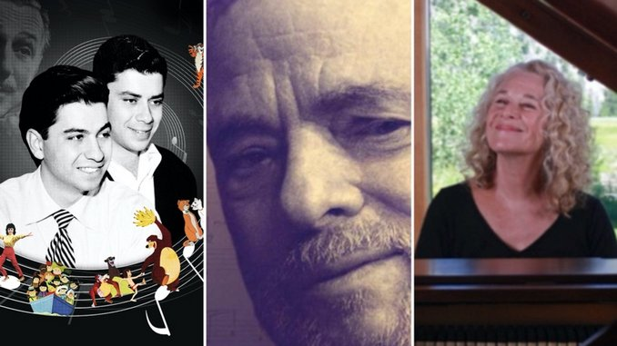 Five Lyrical Documentaries about Composers